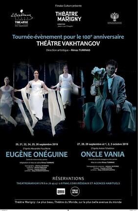 COMPAGNIE VAKHTANGOV - ONCLE VANIA