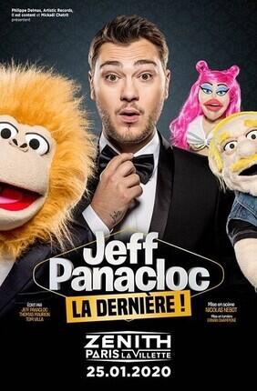 JEFF PANACLOC  DANS JEFF PANACLOC CONTRE-ATTAQUE
