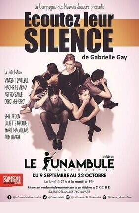 ECOUTEZ LEUR SILENCE