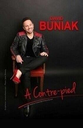 DAVID BUNIAK DANS A CONTRE PIED A AIX EN PROVENCE