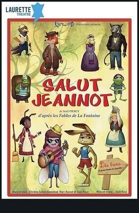 SALUT JEANNOT