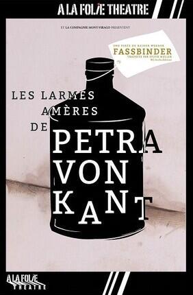 LES LARMES AMERES DE PETRA VON KANT