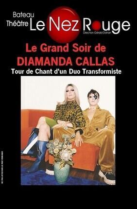 LE GRAND SOIR DE DIAMANDA CALLAS