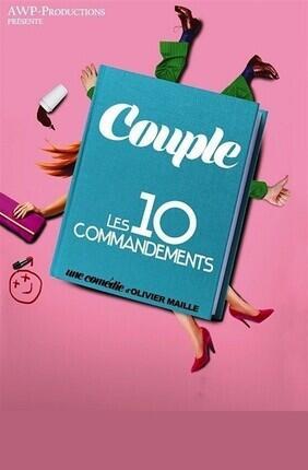 COUPLE : LES 10 COMMANDEMENTS A VERSAILLES