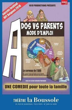 ADOS VS PARENTS MODE D'EMPLOI A LA BOUSSOLE