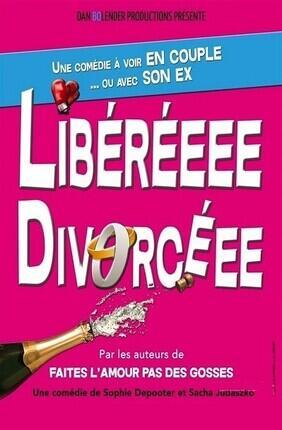 LIBEREEE DIVORCEEE A VERSAILLES