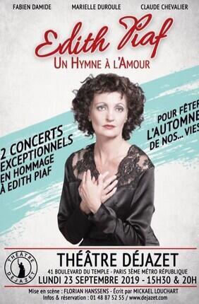 EDITH PIAF UN HYMNE A L'AMOUR