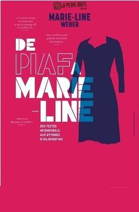 DE PIAF A MARIE-LINE