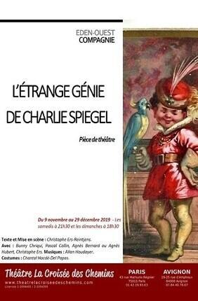 L'ETRANGE GENIE DE CHARLIE SPIEGEL