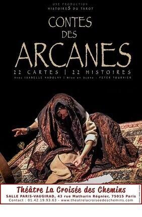 CONTES DES ARCANES