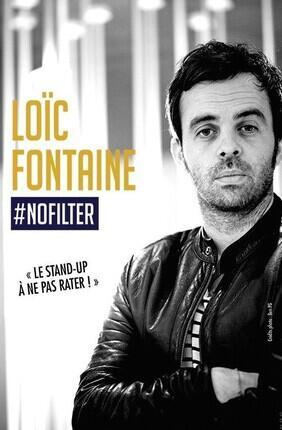 LOIC FONTAINE DANS #NOFILTER