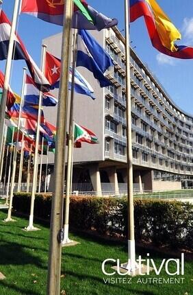 VISITE GUIDEE : LES COULISSES DE L'UNESCO