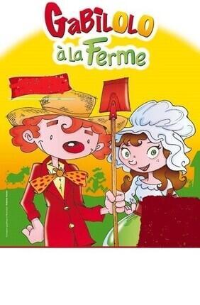 GABILOLO A LA FERME A NANTES