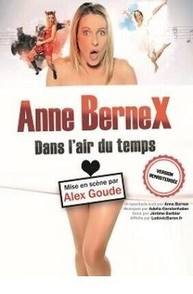 ANNE BERNEX DANS L'AIR DU TEMPS  A AIX EN PROVENCE