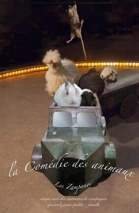 LA COMEDIE DES ANIMAUX