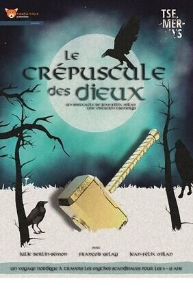 LE CREPUSCULE DES DIEUX A LYON