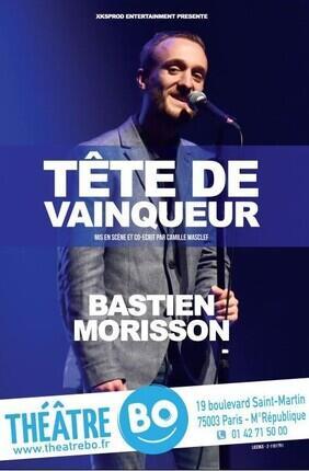 BASTIEN MORISSON DANS TETE DE VAINQUEUR