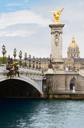 VISITE GUIDEE :  LES SECRETS DES PONTS DE PARIS