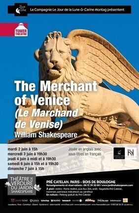 THE MERCHANT OF VENICE - LE MARCHAND DE VENISE