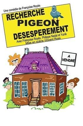 RECHERCHE PIGEON DESESPEREMENT A PERPIGNAN