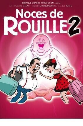 NOCES DE ROUILLE 2 A AIX EN PROVENCE