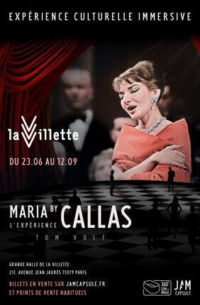 MARIA BY CALLAS, L'EXPERIENCE - FESTIVAL JAM CAPSULE