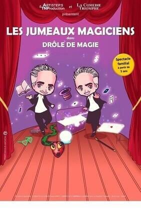 DROLE DE MAGIE A SAINT ETIENNE