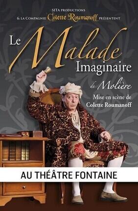 LE MALADE IMAGINAIRE (Th. Fontaine)