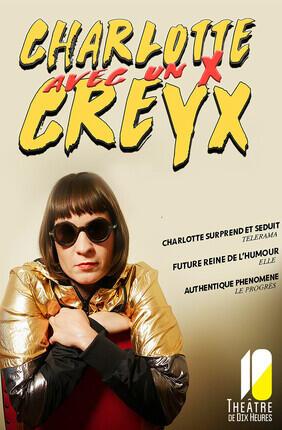 CHARLOTTE CREYX AVEC UN X