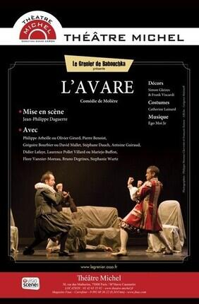 L'AVARE (Th. Michel)