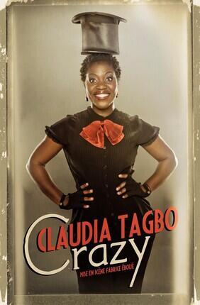 CLAUDIA TAGBO (Folies Bergère)