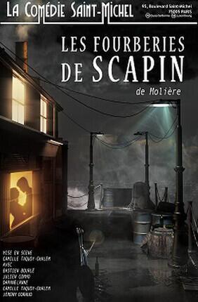 LES FOURBERIES DE SCAPIN (Com. St Michel)