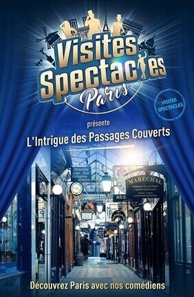 L'INTRIGUE DES PASSAGES COUVERTS