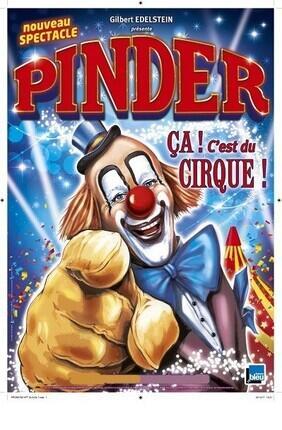 LE CIRQUE PINDER (Toulouse)