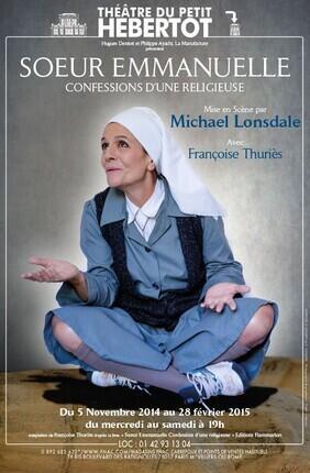 SOEUR EMMANUELLE, CONFESSIONS D'UNE RELIGIEUSE