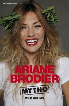 ARIANE BRODIER - MYTHO (Les Feux de la Rampe)
