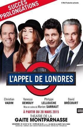 L'APPEL DE LONDRES (Gaîté Montparnasse)