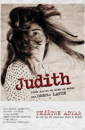 JUDITH (Theatre Adyar)