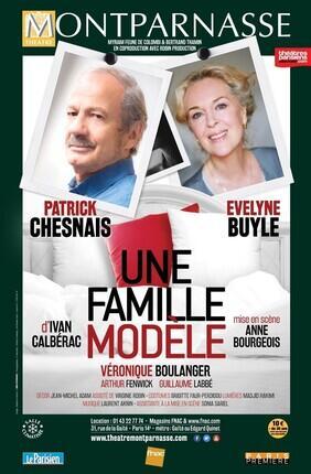 UNE FAMILLE MODELE AVEC PATRICK CHESNAIS ET EVELYNE BUYLE