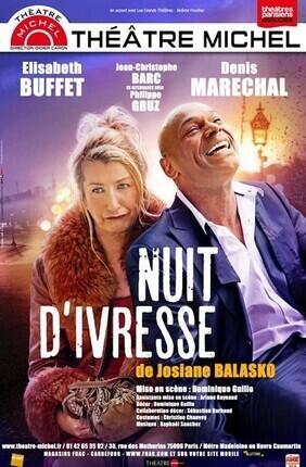 NUIT D'IVRESSE AVEC ELISABETH BUFFET ET DENIS MARECHAL