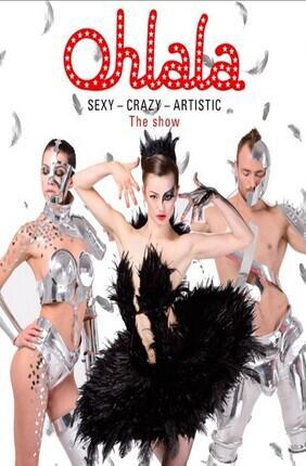 OHLALA SEXY-CRAZY-ARTISTIC