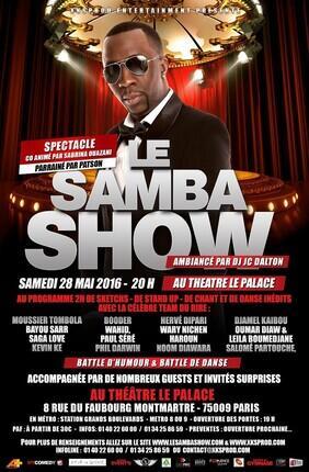 LE SAMBA SHOW (Le Palace)