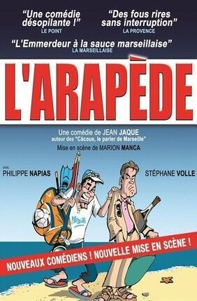 L'ARAPEDE A Cabries
