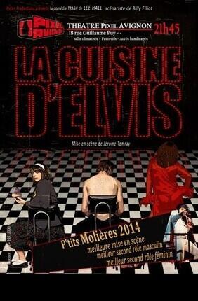 LA CUISINE D'ELVIS (Le Pixel Avignon)