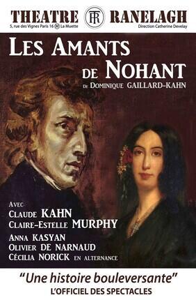 LES AMANTS DE NOHANT