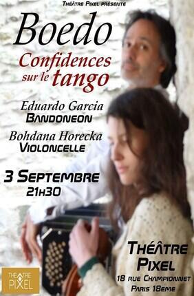 BOEDO TANGO ARGENTINO