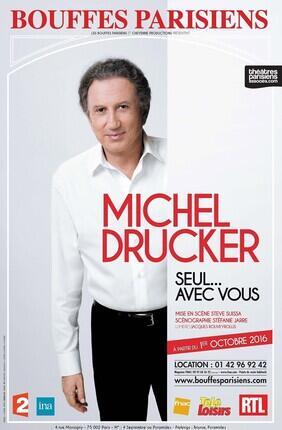 MICHEL DRUCKER - SEUL...AVEC VOUS