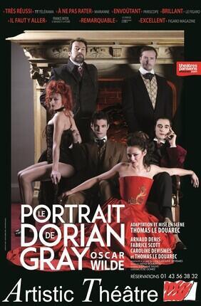 LE PORTRAIT DE DORIAN GRAY (Artistic Theatre)