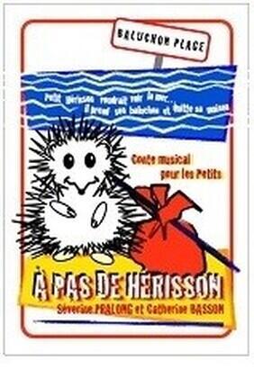 A PAS DE HERISSON (Saint Etienne)