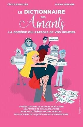 LE DICTIONNAIRE DES AMANTS (Cabries)